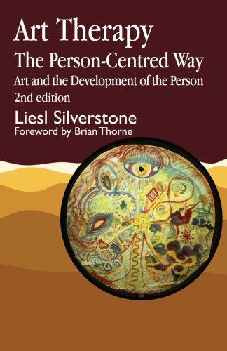 Art Therapy - The Person-Centred Way Art and the Development of the Person 2nd 1997 edition cover