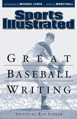 Great Baseball Writing  N/A 9781933821818 Front Cover