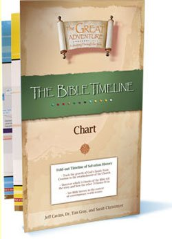 BIBLE TIMELINE:STORY OF SALVAT N/A edition cover