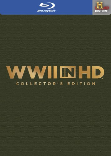 WWII in HD (Collector's Edition) [Blu-ray] System.Collections.Generic.List`1[System.String] artwork