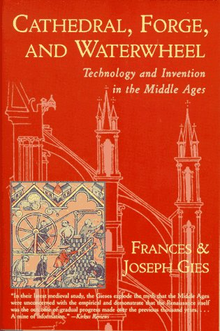 Cathedral, Forge and Waterwheel  60th edition cover