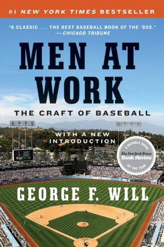 Men at Work The Craft of Baseball N/A edition cover