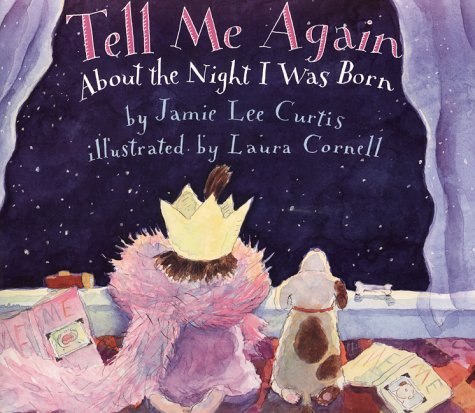 Tell Me Again about the Night I Was Born   1996 edition cover
