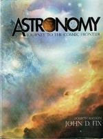 Astronomy : Journey to the Cosmic Frontier 4th 2005 edition cover