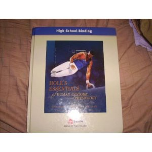Hole's Essentials of Anatomy And Physiology:  2006 edition cover