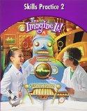 Imagine It!: Skills Practice Workbook 2 Grade 4 1st 2008 edition cover