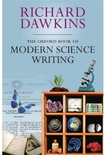 Oxford Book of Modern Science Writing   2009 edition cover