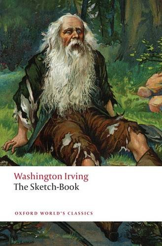 Washington Irving - The Sketch-Book   2009 edition cover