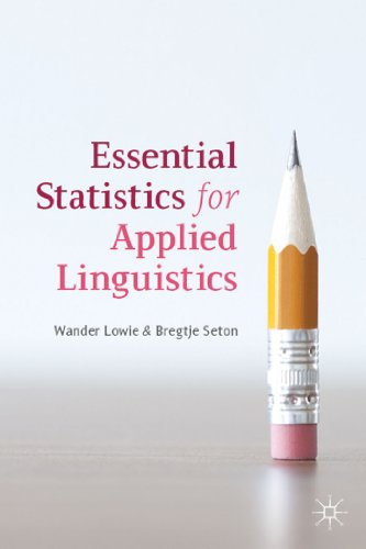 Essential Statistics for Applied Linguistics   2013 9780230304819 Front Cover