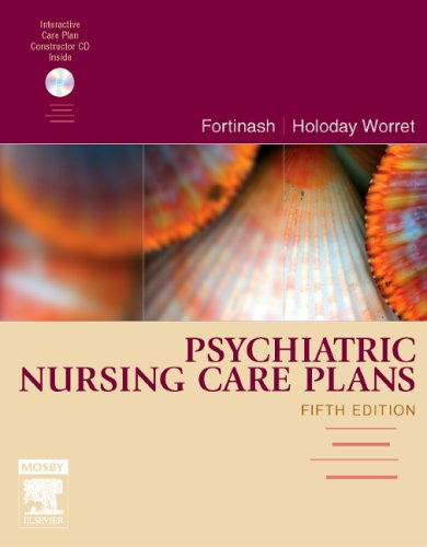 Psychiatric Nursing Care Plans  5th 2006 (Revised) edition cover