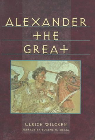 Alexander the Great  N/A edition cover