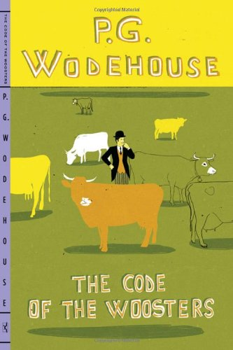 Code of the Woosters   2011 edition cover