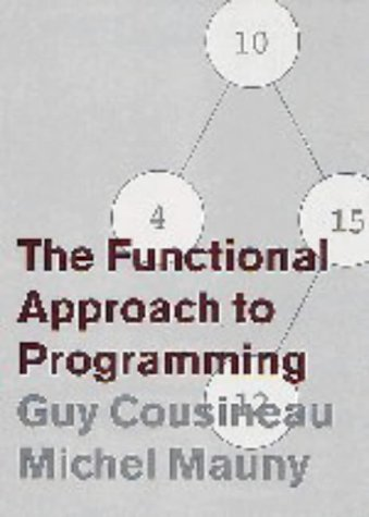 Functional Approach to Programming   1998 edition cover