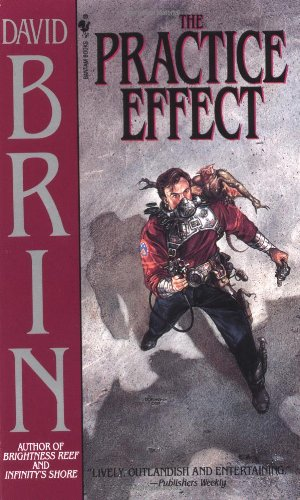 Practice Effect A Novel N/A 9780553269819 Front Cover