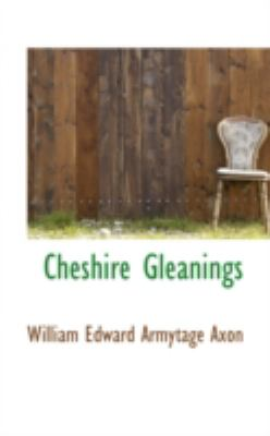 Cheshire Gleanings:   2008 edition cover
