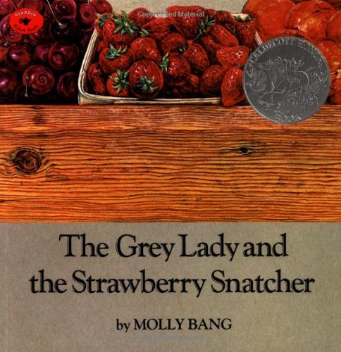 Grey Lady and the Strawberry Snatcher   1996 9780689803819 Front Cover