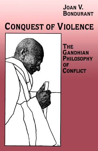 Conquest of Violence The Gandhian Philosophy of Conflict  1988 (Reprint) edition cover