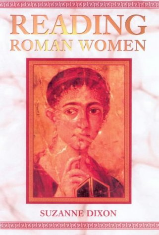 Reading Roman Women   2001 edition cover