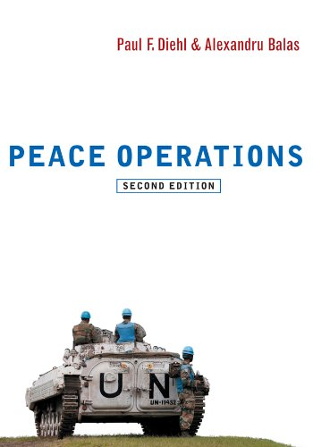 Peace Operations  2nd 2014 edition cover