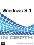Windows 8. 1 in Depth   2014 edition cover