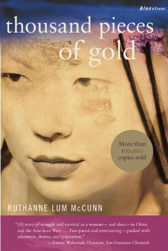 Thousand Pieces of Gold   2004 edition cover