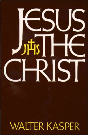 Jesus the Christ 1st (Reprint) 9780809120819 Front Cover