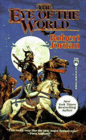 Eye of the World   1990 (Revised) edition cover