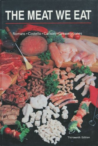 Meat We Eat  13th 1994 edition cover
