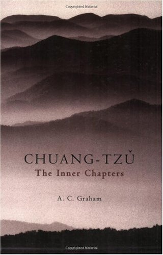 Chuang-Tzu The Inner Chapters  2001 edition cover