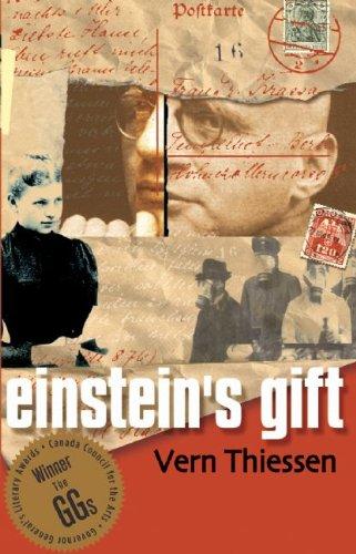 Einstein's Gift  2nd 2008 edition cover