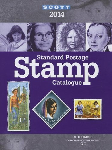 Scott 2014 Standard Postage Stamp Catalogue: Countries of the World G-i  2013 edition cover