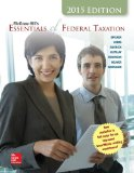 McGraw-Hill's Essentials of Federal Taxation, 2015 Edition  6th 2015 edition cover