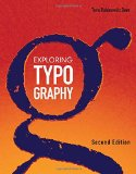 Exploring Typography:   2015 edition cover