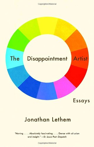 Disappointment Artist Essays N/A edition cover