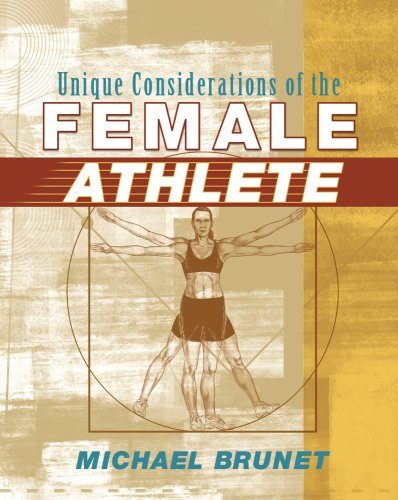 Unique Considerations of the Female Athlete   2009 9781401897819 Front Cover