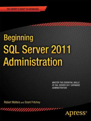 Beginning SQL Server 2012 Administration   2012 edition cover