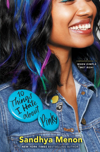 Cover art for 10 Things I Hate about Pinky