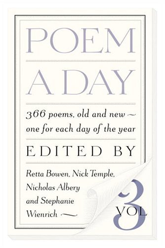 Poem a Day   2003 edition cover