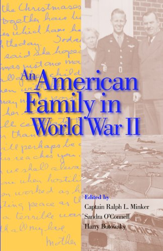 American Family in World War II N/A edition cover