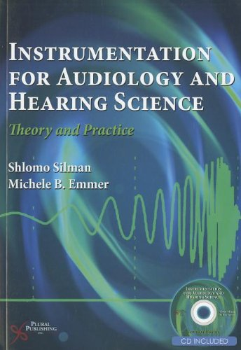 Instrumentation for Audiology and Hearing Science Theory and Practice  2012 edition cover