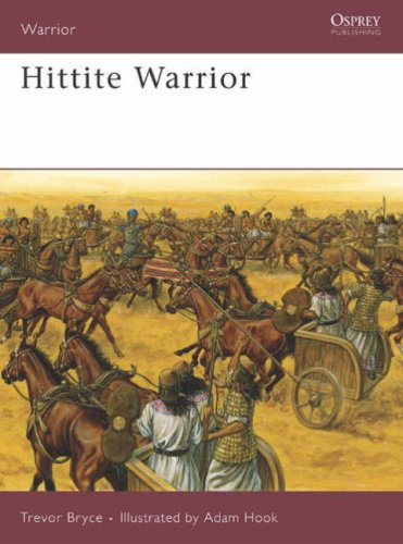 Hittite Warrior   2007 edition cover