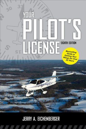Your Pilot's License  8th 2012 edition cover