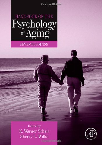 Handbook of the Psychology of Aging  7th 2010 edition cover