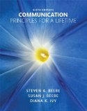 Communication: Principles for a Lifetime  2015 9780133753820 Front Cover