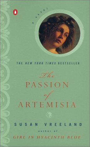 Passion of Artemisia   2002 edition cover