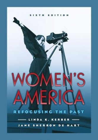Women's America Refocusing the Past 6th 2003 (Revised) edition cover