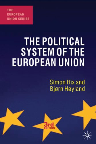 Political System of the European Union  3rd 2011 (Revised) edition cover
