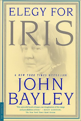 Elegy for Iris   1999 (Revised) edition cover