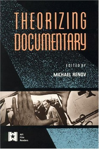 Theorizing Documentary   1993 edition cover