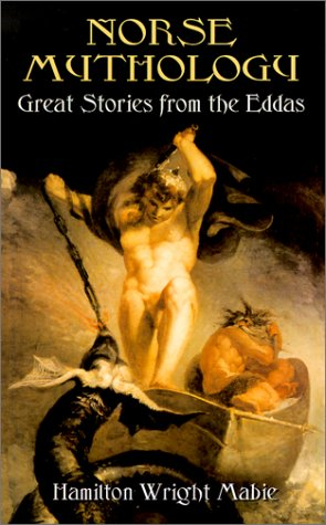 Norse Mythology Great Stories from the Eddas  2002 edition cover